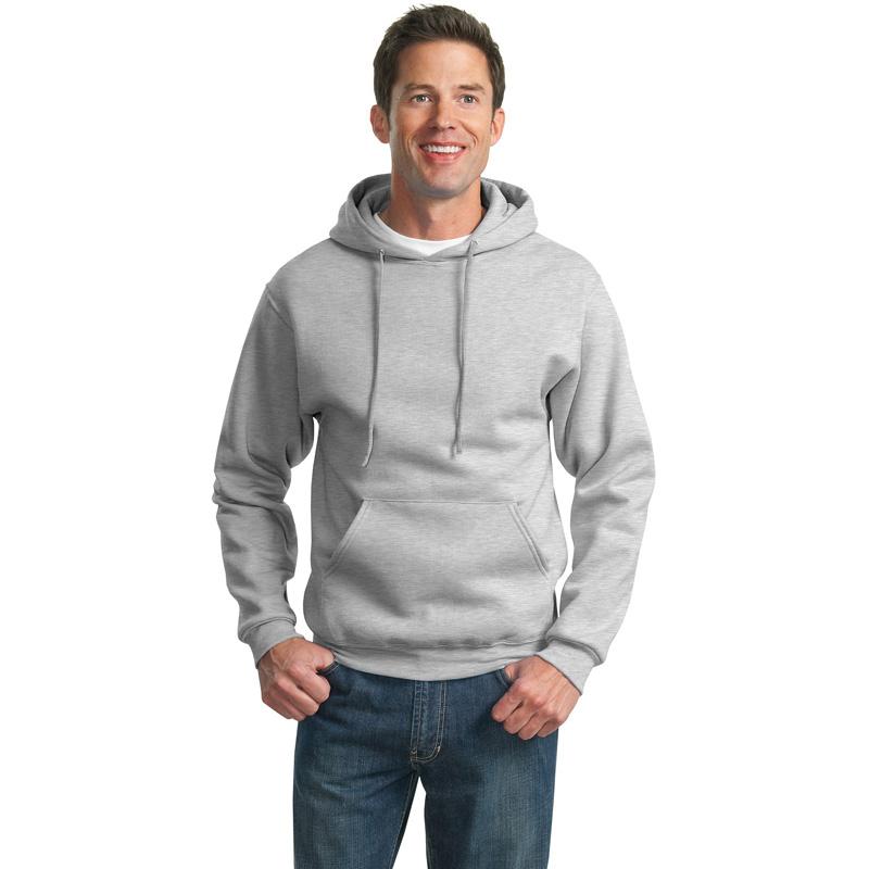 JERZEES ®  SUPER SWEATS ®  - Pullover Hooded Sweatshirt.  4997M