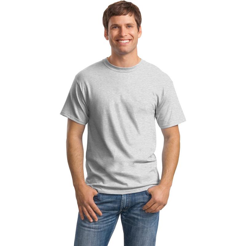 Hanes ®  - ComfortSoft ®  100%  Cotton T-Shirt.  5280