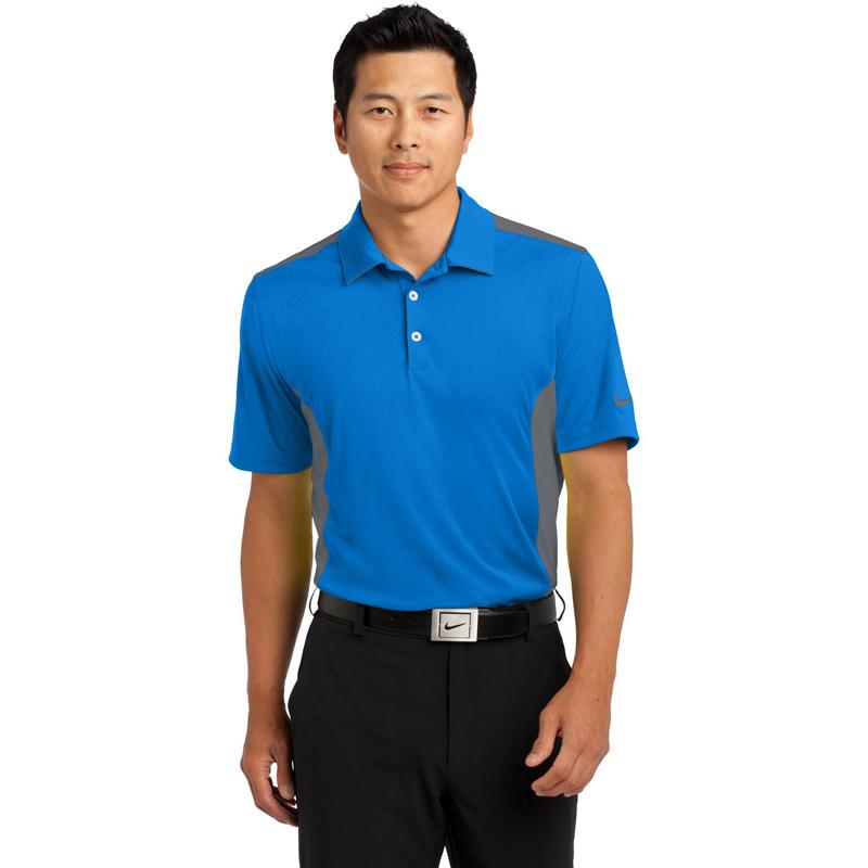 Nike Golf Dri-FIT Engineered Mesh Polo. 632418