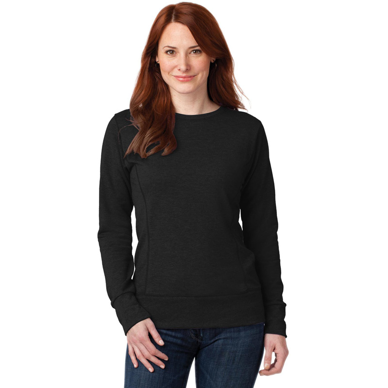 Anvil ®  Ladies French Terry Crewneck Sweatshirt. 72000L