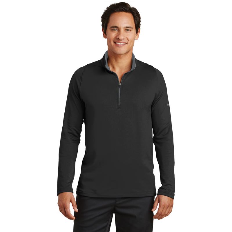 Nike Golf Dri-FIT Stretch 1/2-Zip Cover-Up. 779795