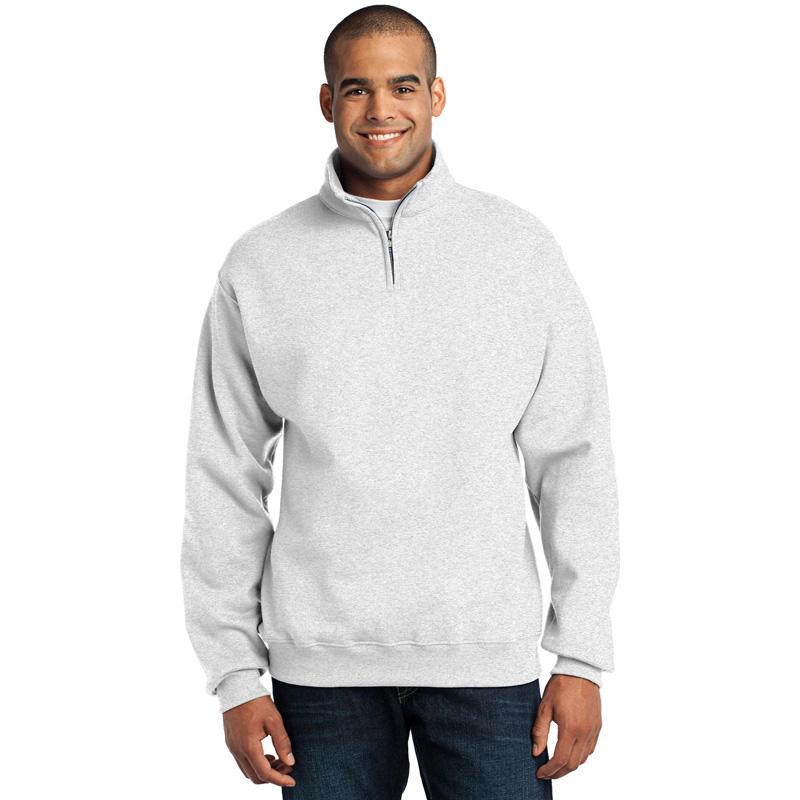 JERZEES ®  - NuBlend ® ; 1/4-Zip Cadet Collar Sweatshirt. 995M