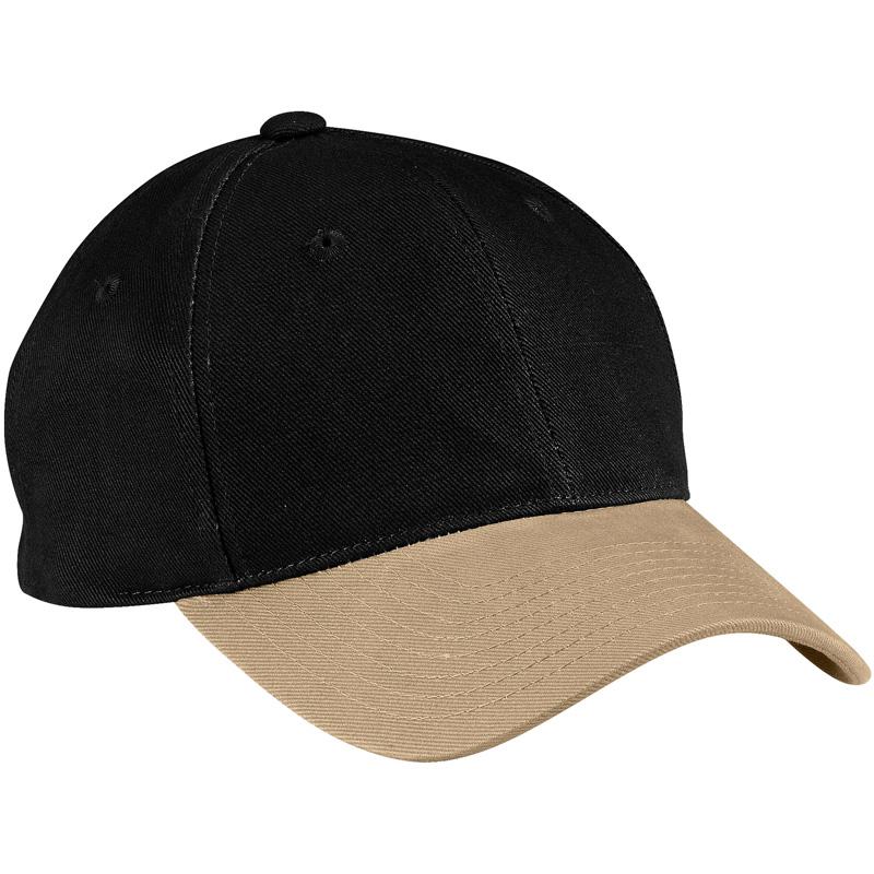 Port Authority ®  Two-Tone Brushed Twill Cap.  C815