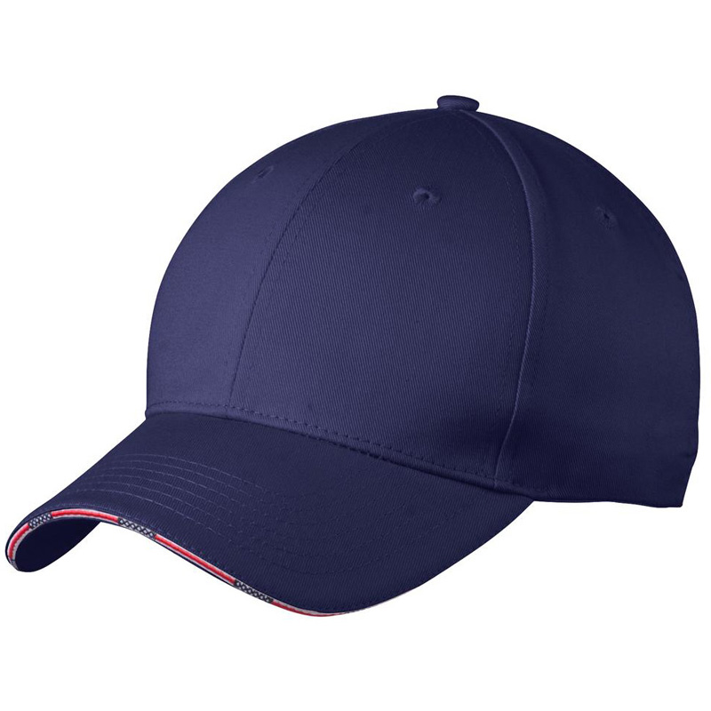Port Authority ®  Americana Flag Sandwich Cap. C829