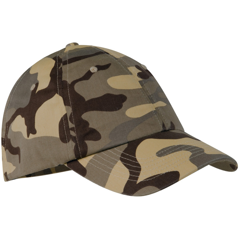 Port Authority ®  Camouflage Cap.  C851