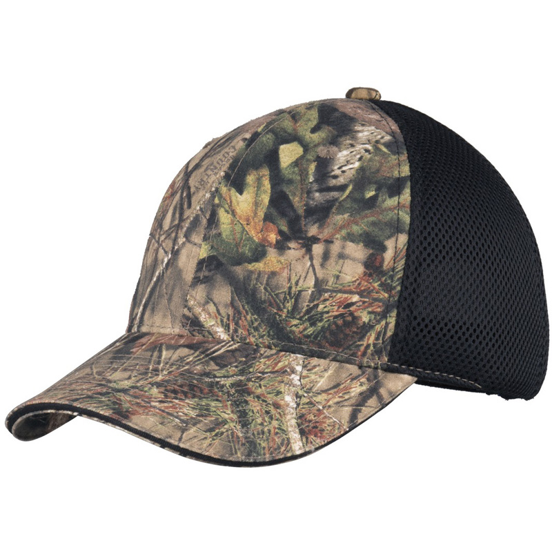 Port Authority ®  Camouflage Cap with Air Mesh Back. C912