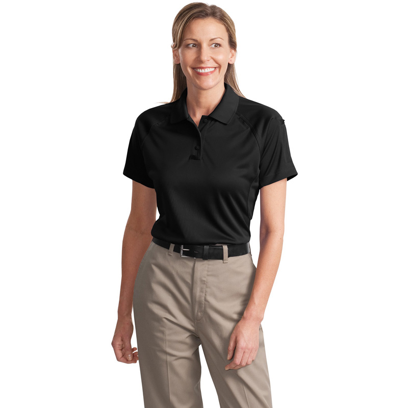 CornerStone ®  - Ladies Select Snag-Proof Tactical Polo. CS411