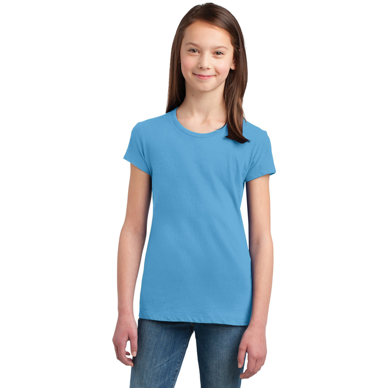 District ®  Girls The Concert Tee ™ . DT5001YG