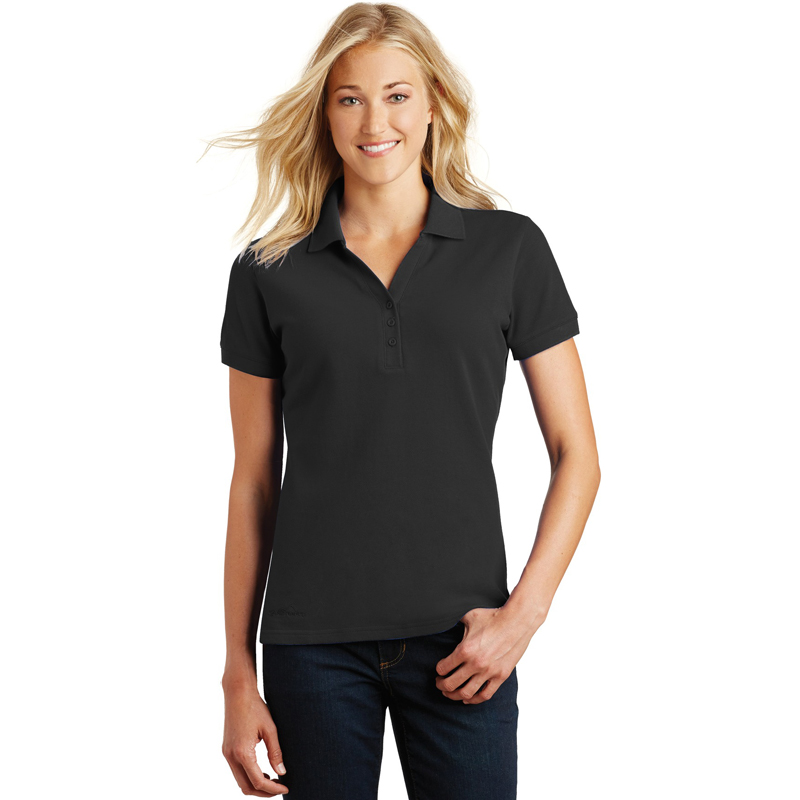 Eddie Bauer ®  Ladies Cotton Pique Polo. EB101