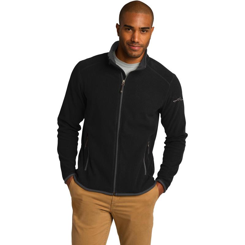Eddie Bauer ®  Full-Zip Vertical Fleece Jacket. EB222