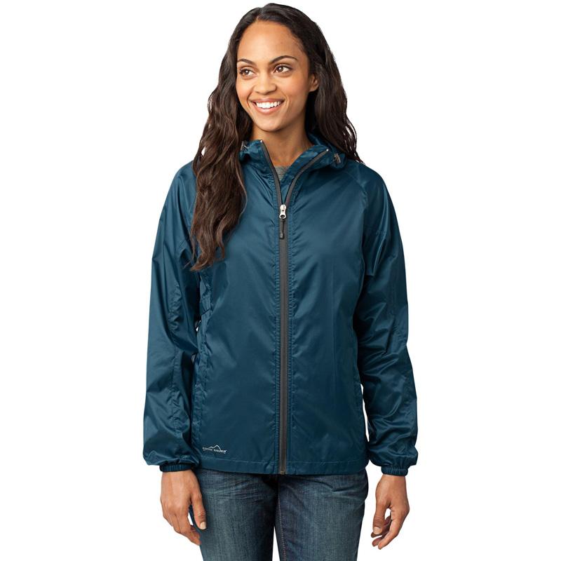 Eddie Bauer ®  - Ladies Packable Wind Jacket. EB501