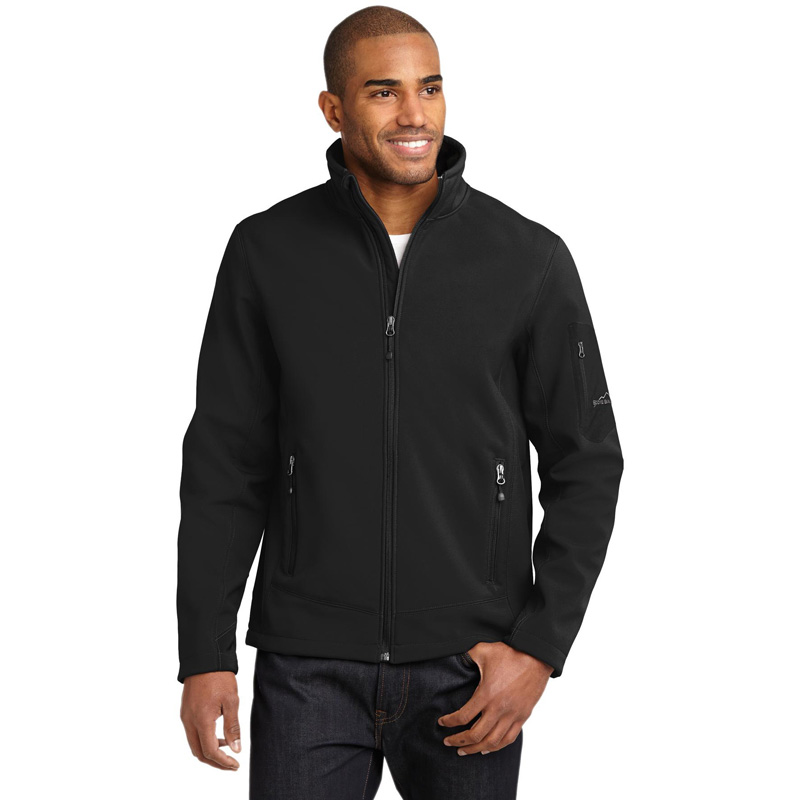 Eddie Bauer ®  Rugged Ripstop Soft Shell Jacket. EB534
