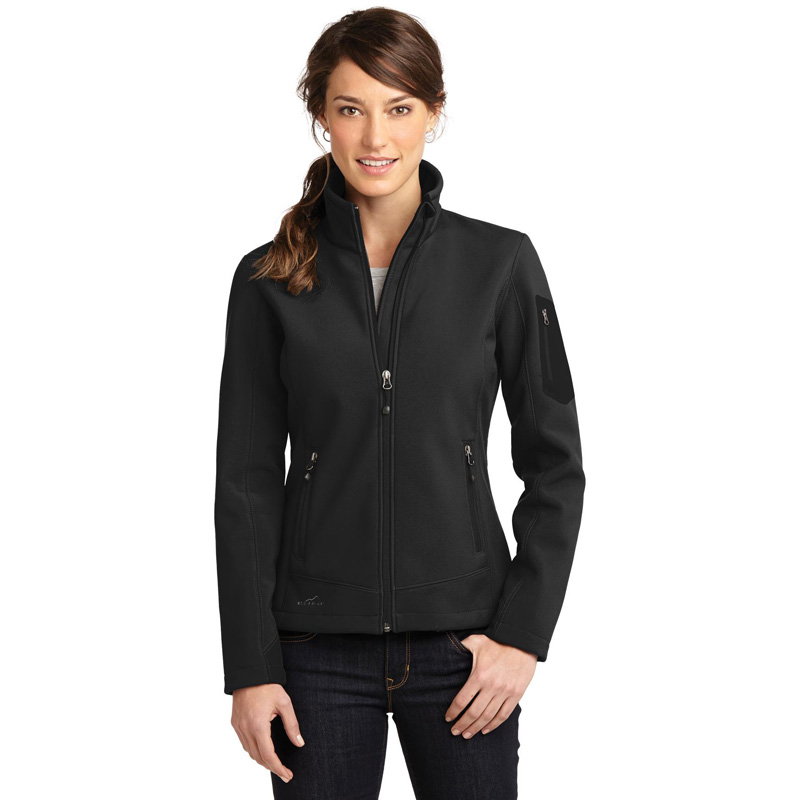 Eddie Bauer ®  Ladies Rugged Ripstop Soft Shell Jacket. EB535