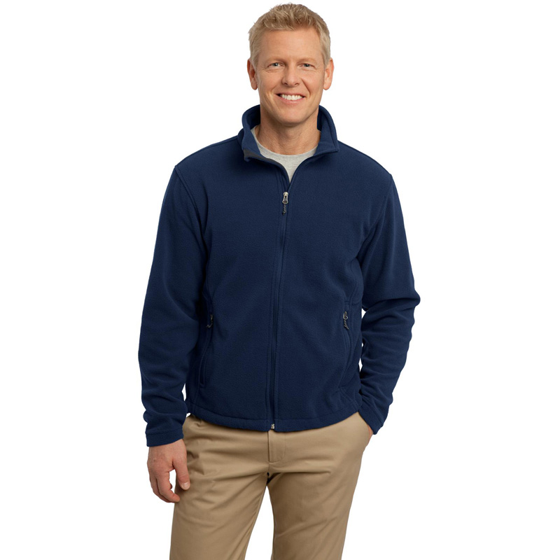 1 Year - Men's Tall Port Authority Value Fleece Jacket. TLF217