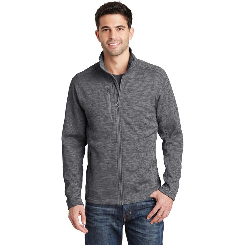 Port Authority ®  Digi Stripe Fleece Jacket. F231