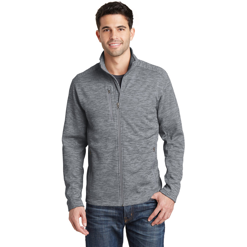 Port Authority ®  Digi Stripe Fleece Jacket. F231
