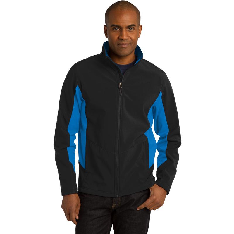 10 Year - Men's Port Authority Core Colorblock Soft Shell Jacket. J318