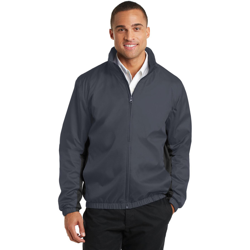 Port Authority ®  Core Colorblock Wind Jacket. J330