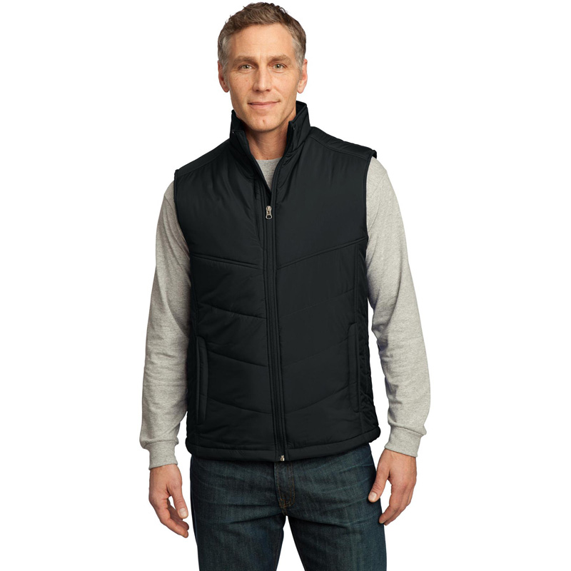 Port Authority ®  Puffy Vest. J709