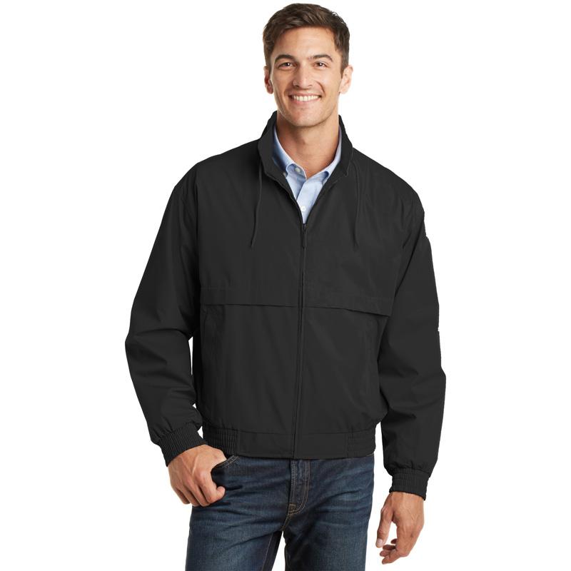 Port Authority ®  Classic Poplin Jacket. J753