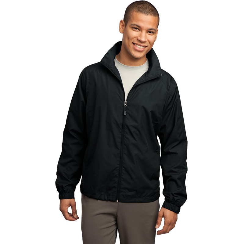Sport-Tek ®  Full-Zip Wind Jacket. JST70
