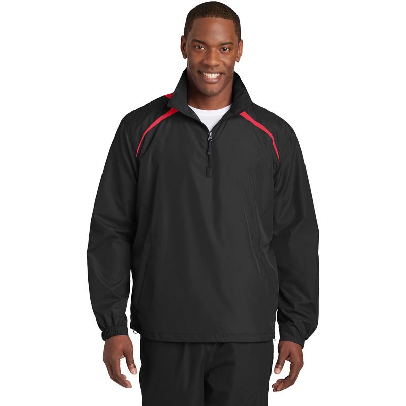 Sport-Tek ®  1/2-Zip Wind Shirt. JST75