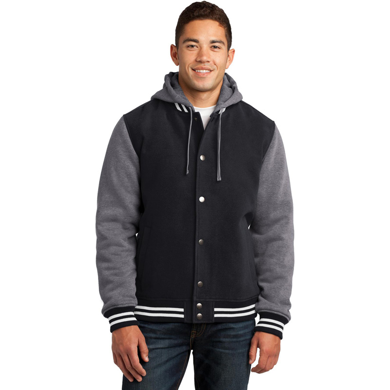 Sport-Tek ®  Insulated Letterman Jacket. JST82