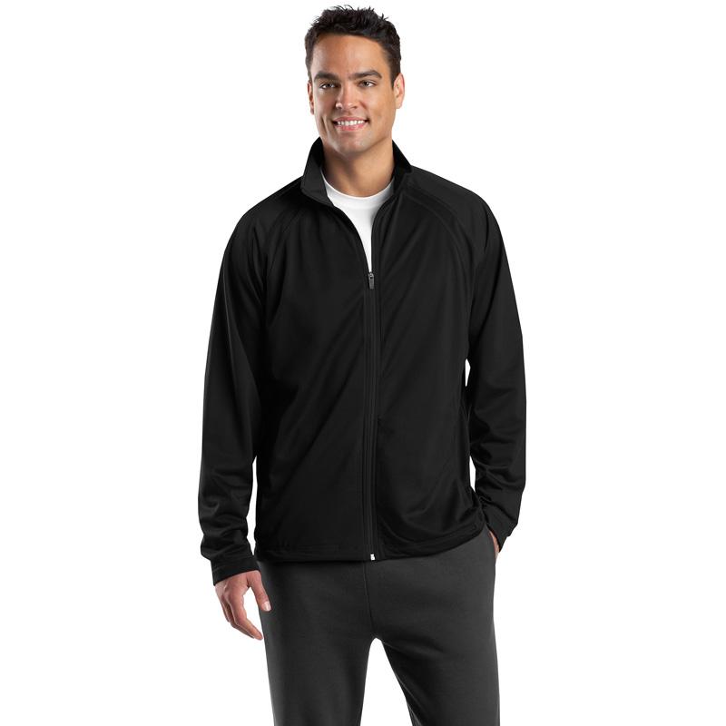 Sport-Tek ®  Tricot Track Jacket. JST90