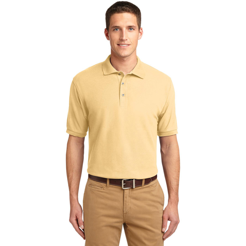 Port Authority ®  Extended Size Silk Touch™ Polo.   K500ES