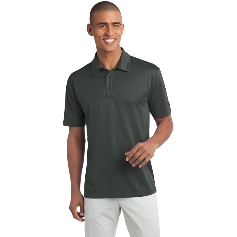 CK Mens Port Authority  Silk Touch Performance Polo. K540