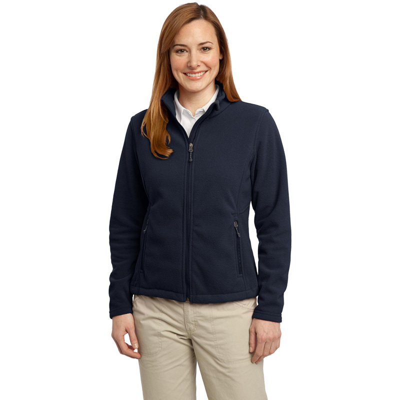 1 Year - Ladies' Port Authority Value Fleece Jacket. L217