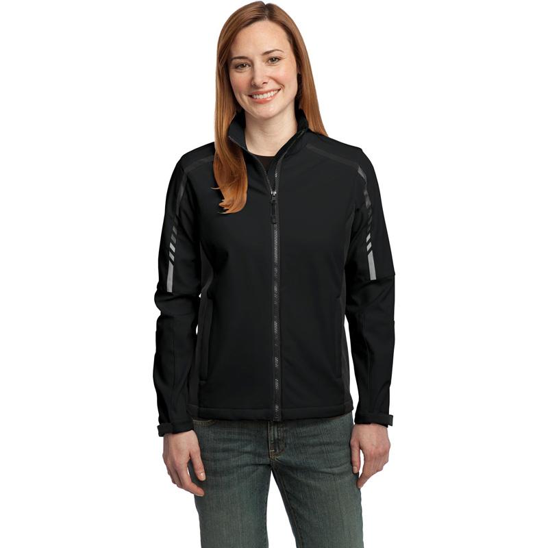 Port Authority ®  Ladies Embark Soft Shell Jacket. L307