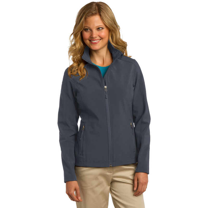 Port Authority ®  Ladies Core Soft Shell Jacket. L317