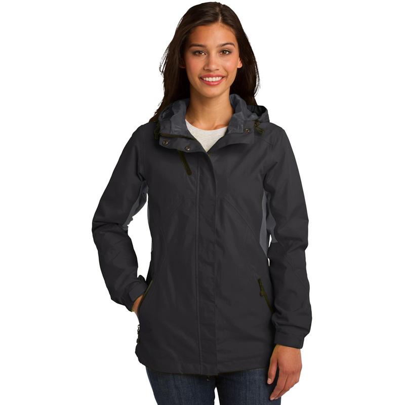 Port Authority ®  Ladies Cascade Waterproof Jacket. L322