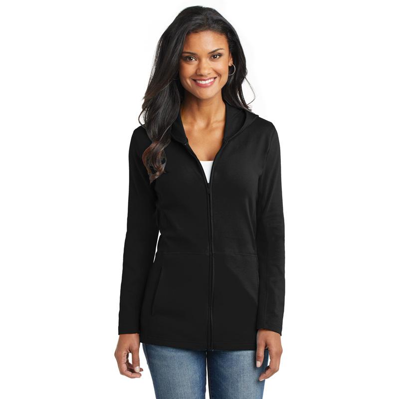 Port Authority ®  Ladies Modern Stretch Cotton Full-Zip Jacket. L519