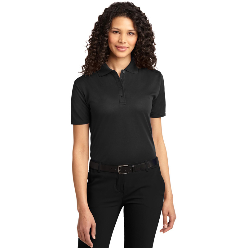 Port Authority ®  Ladies Dry Zone ®  Ottoman Polo.  L525