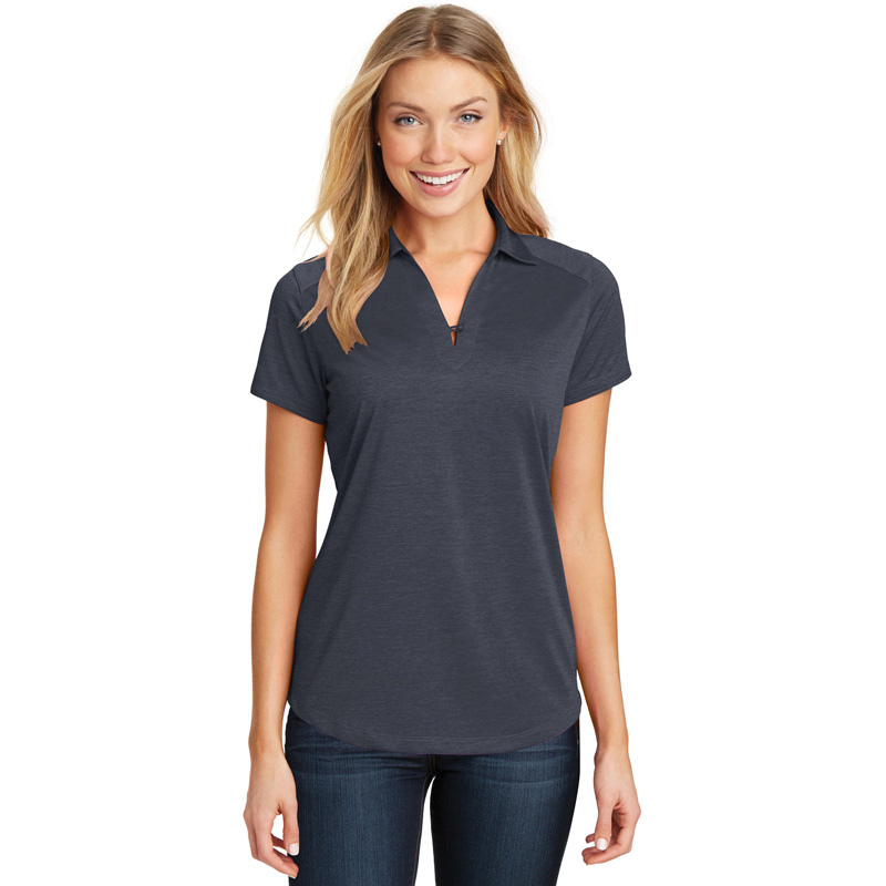 Port Authority ®  Ladies Digi Heather Performance Polo. L574