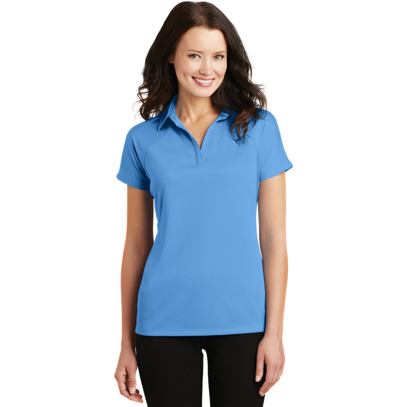 Port Authority ®  Ladies Crossover Raglan Polo. L575