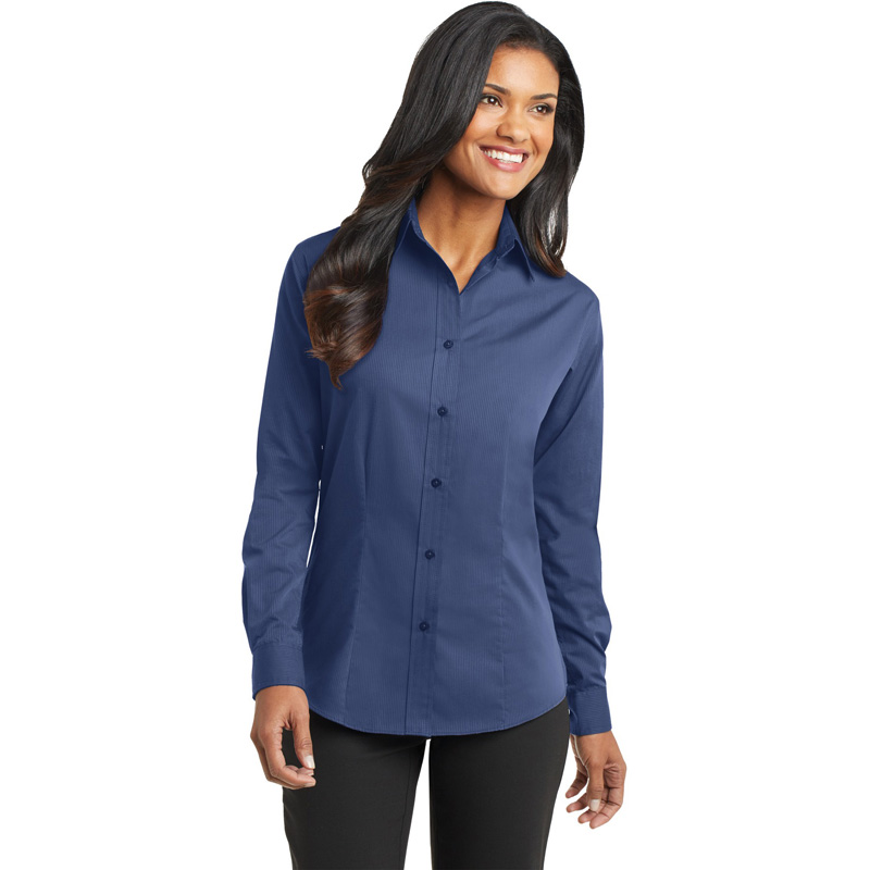 Port Authority ®  Ladies Tonal Pattern Easy Care Shirt. L613