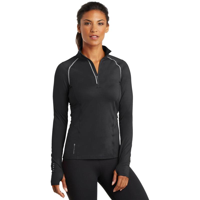 OGIO ®  ENDURANCE Ladies Nexus 1/4-Zip Pullover. LOE335