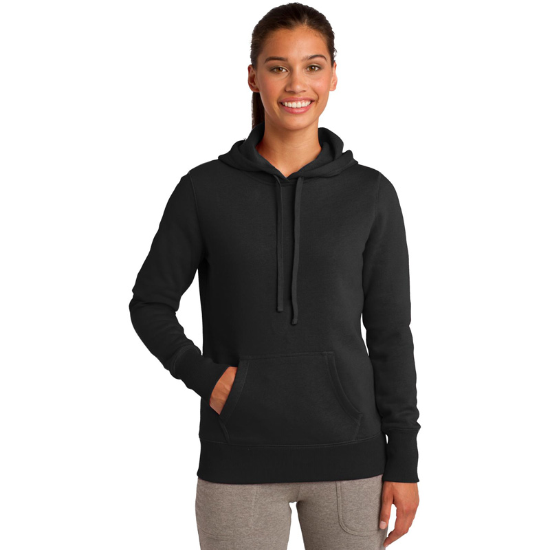 Sport-Tek ®  Ladies Pullover Hooded Sweatshirt. LST254