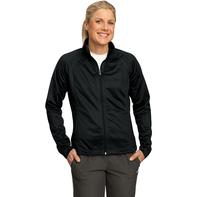 5 Year - Ladies' Sport-Tek Tricot Track Jacket. LST90