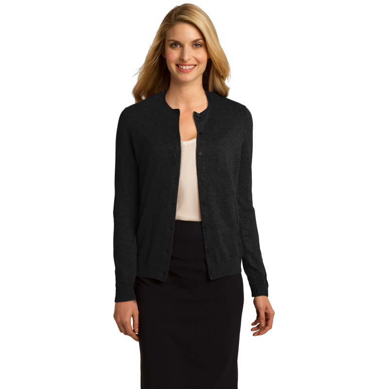 Port Authority ®  Ladies Cardigan Sweater. LSW287