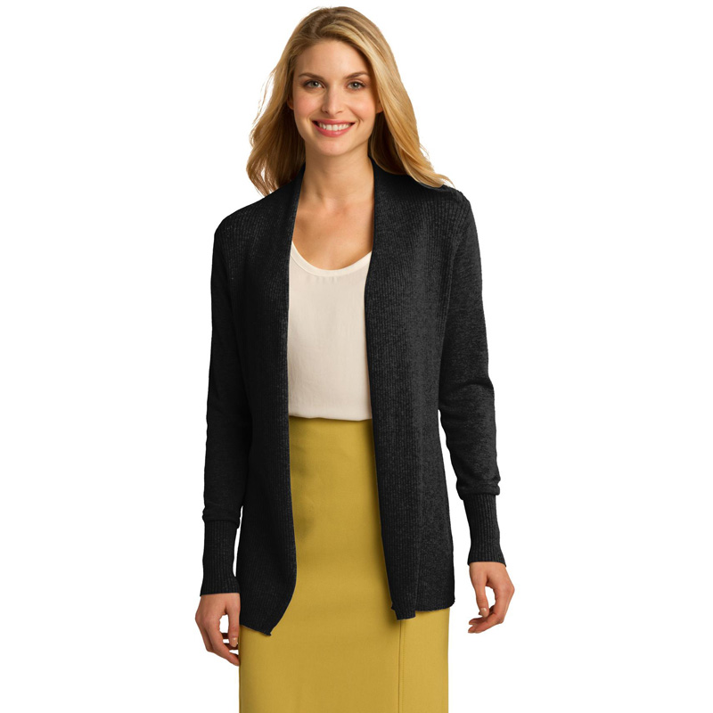 Port Authority ®  Ladies Open Front Cardigan Sweater. LSW289