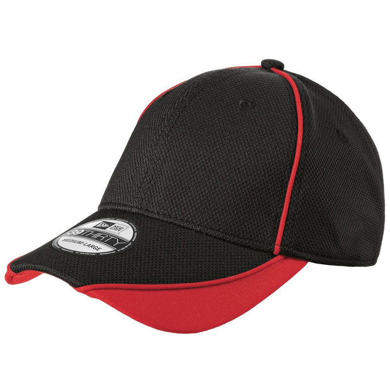 New Era ®  - Contrast Piped BP Performance Cap. NE1050