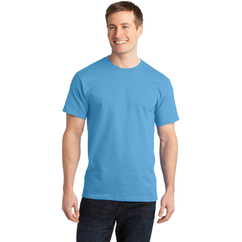 Port & Company ®  - Ring Spun Cotton Tee. PC150