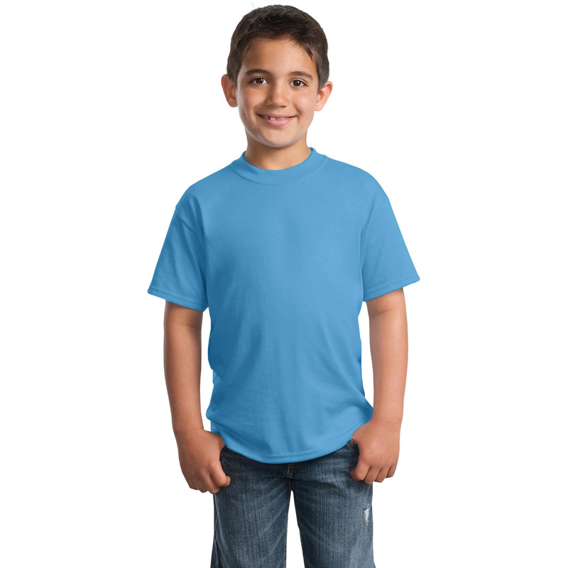 Port & Company ®  - Youth Core Blend Tee.  PC55Y