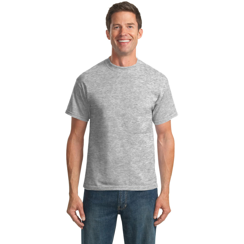 Port & Company ®  - 50/50 Cotton/Poly T-Shirt.  PC55