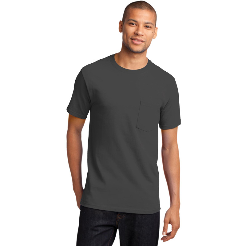 Port & Company ®  - Tall Essential Pocket Tee. PC61PT