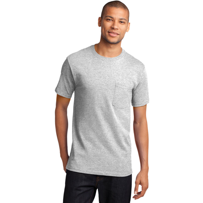 Port & Company ®  - Essential Pocket Tee. PC61P